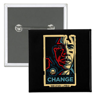 Obama Change Button