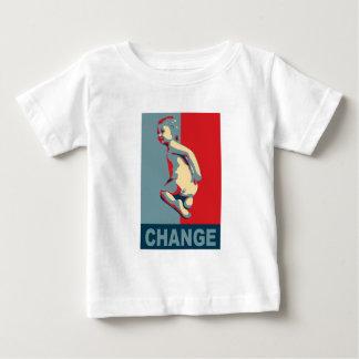 Obama change diaper baby T-Shirt