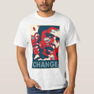 Obama Change, Jesus Unchanging T-Shirt