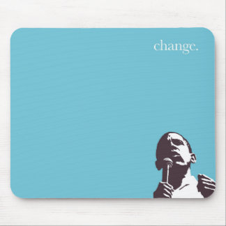 Obama: Change Mouse Pad