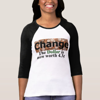 Obama Change T Shirt