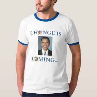 Obama - Change T-Shirt