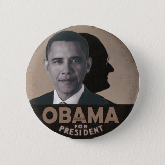 Obama channels FDR Button