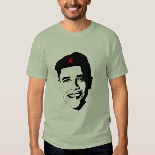 Obama che guevara t shirt zazzle for Che guevara t shirt