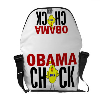 Obama Chick 2012 Commuter Bags