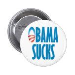 Obama chupa pin