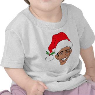 Obama Claus Shirts