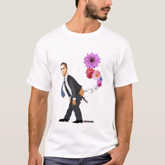 Obama Clean Air T-shirt