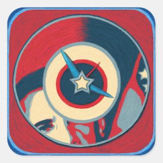 Obama Clock Stickers (20)