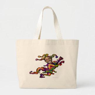 Obama Clown Canvas Bag
