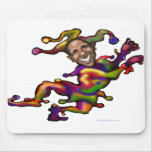 Obama Clown Mouse Pad