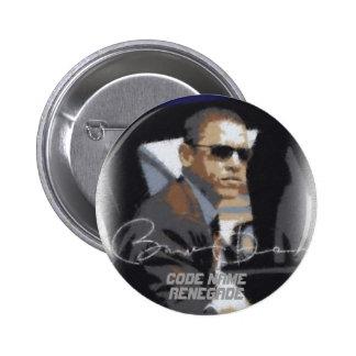 Obama Code Name Renegade Button