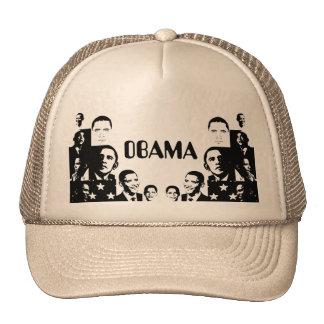 Obama Collage Trucker Hat
