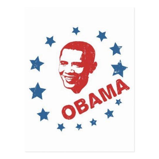 Obama Collection Postcard