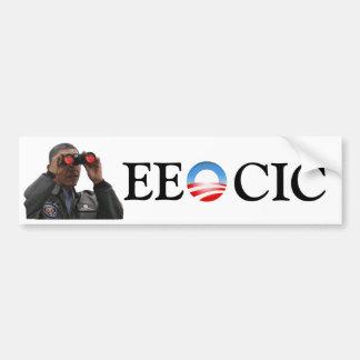 Obama: Commander in Chief Car Bumper Sticker