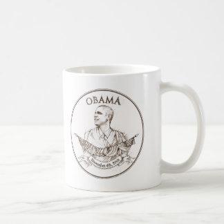 Obama Commemorative Mug