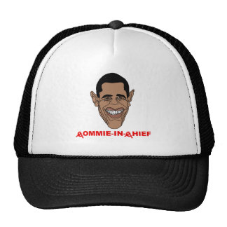 Obama: Commie-in-Chief Trucker Hat