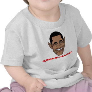 Obama: Commie-in-Chief T-shirts