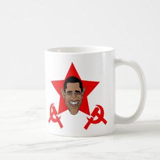 Obama Commie Mugs