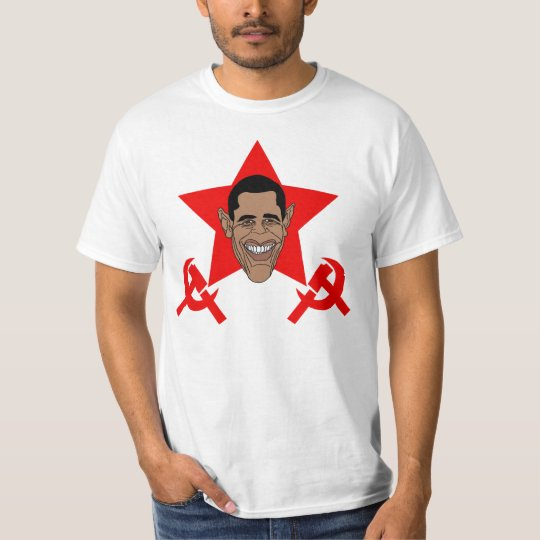 Obama Commie T-Shirt
