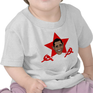 Obama Commie T-shirts