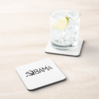 Obama Communism Faded.png Drink Coasters