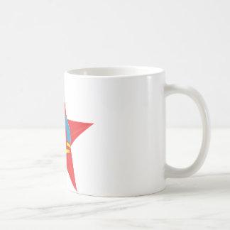 Obama Communist Star Coffee Mugs