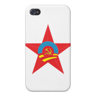 Obama Communist Star iPhone 4 Covers