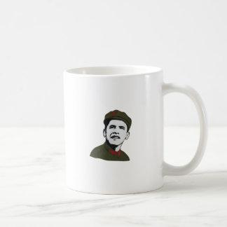 Obama como diseño de Che Guevara Taza Clásica