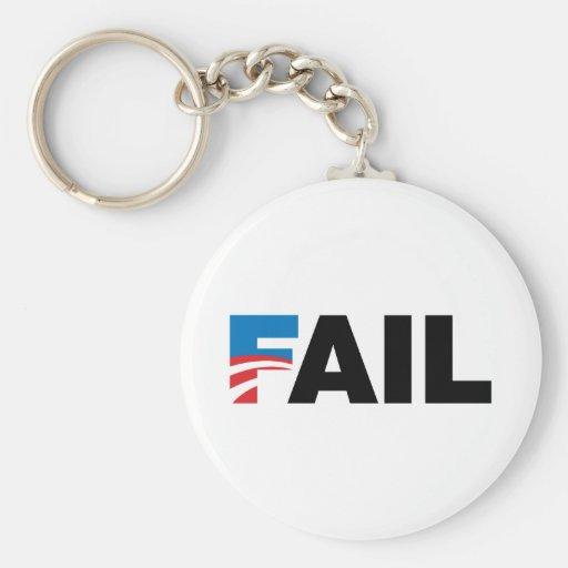 Obama consigue un FALL Llavero