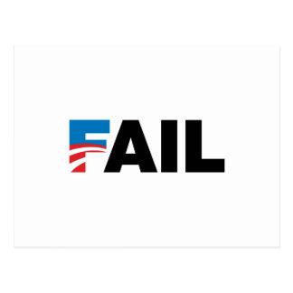 Obama consigue un FALL Postal