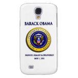 Obama consiguió Osama firmado sellado y entregado