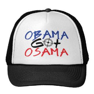 Obama consiguió Osama Gorro