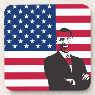Obama Beverage Coasters