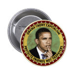 Obama Crony Capitalism Buttons