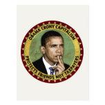 Obama Crony Capitalism Post Card
