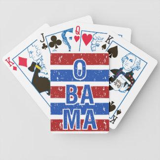 OBAMA custom playing cards