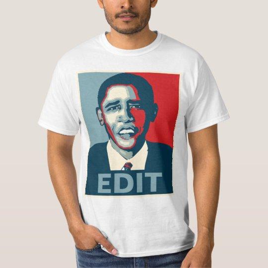 Obama Custom T-Shirt