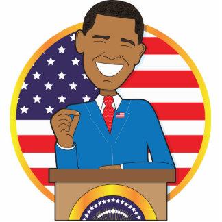Obama Cutout