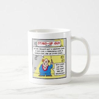 obama czars bolsheviks coffee mug