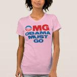 Obama debe ir camiseta