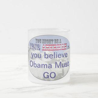 obama debe ir taza