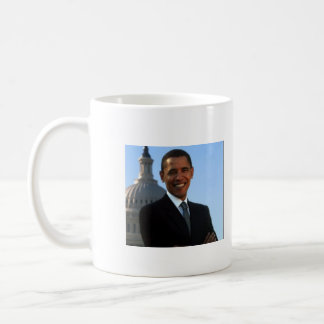Obama Debt Solution Mug