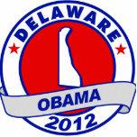 Obama - Delaware Escultura Fotografica