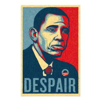 Obama Despair Flyer