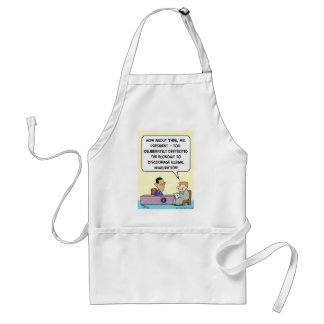 obama destroy economy illegal immigration adult apron