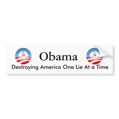 obama destroying Country