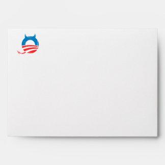 Obama Devil Envelope