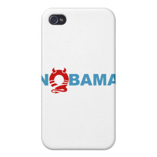 obama devil iPhone 4 covers