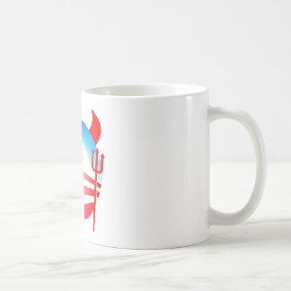 Obama Devil Coffee Mug